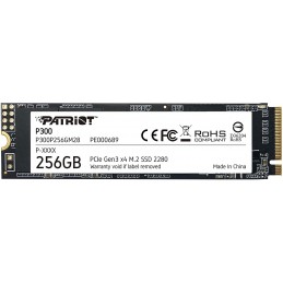 SSD PATRIOT 256GB P300...