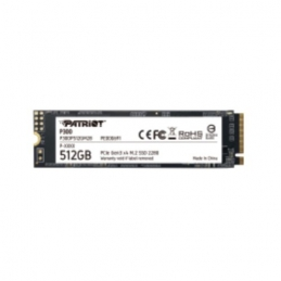 SSD PATRIOT 512GB P300 M.2...