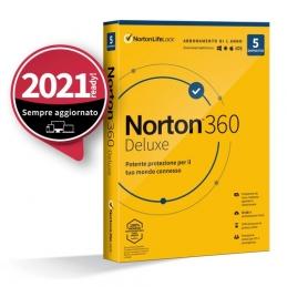 NORTON 360 DELUXE 2021 - 5...
