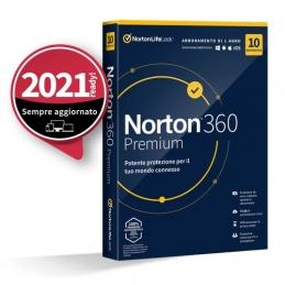 NORTON 360 PREMIUM 2021 -...