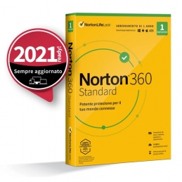 NORTON 360 STANDARD 2021 -...