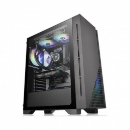 CASE MID TOWER H330 TG