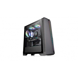 CASE MID TOWER H350 TG RGB