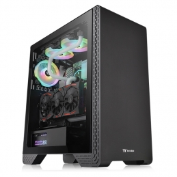 CASE MID TOWER S300 TG...