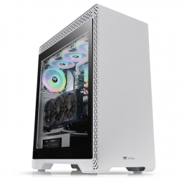 CASE MID TOWER S500 TG SNOW